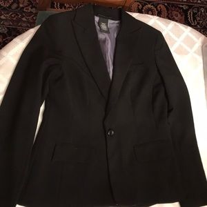 Women's Metaphor Black Blazer 4